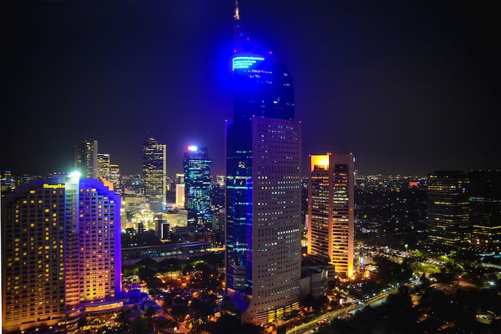 [PROMO] City View Sudirman Park 1BR