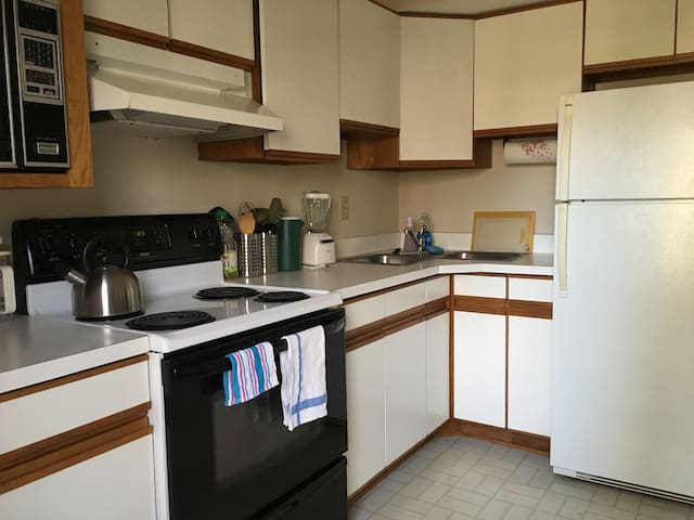 Spacious apartment near UNC - Chapel Hill - Daire