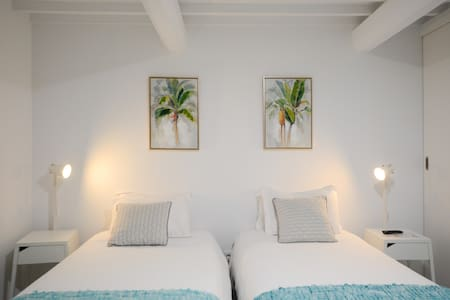 Suite Twin/can be double bed  Loja dos Arrumos