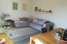 bright, calm apartment close to citycenter basel