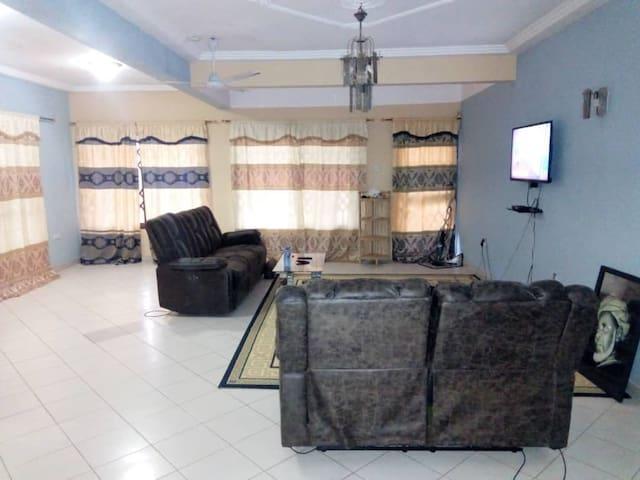 Home Sweet Home,comfortability n Good Environnment