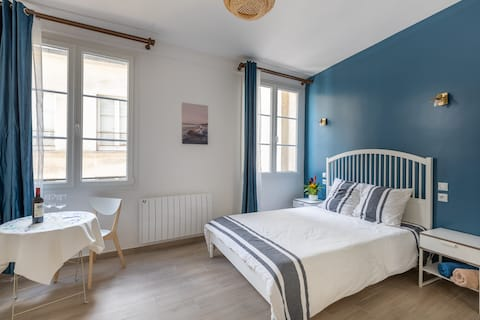 Lovely Apartment 3 mins to Notre-Dame / st-Michel