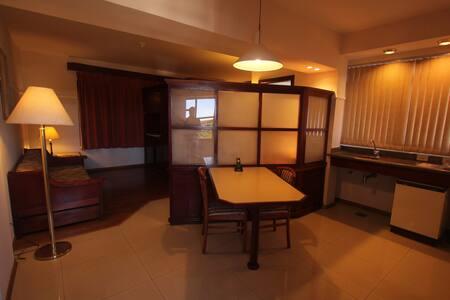 O UNICO APART HOTEL DA CIDADE