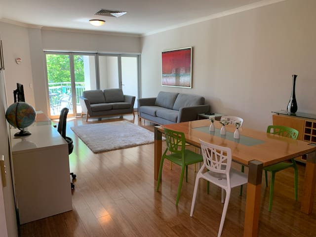 Modern spacious one bedroom apart in subiaco