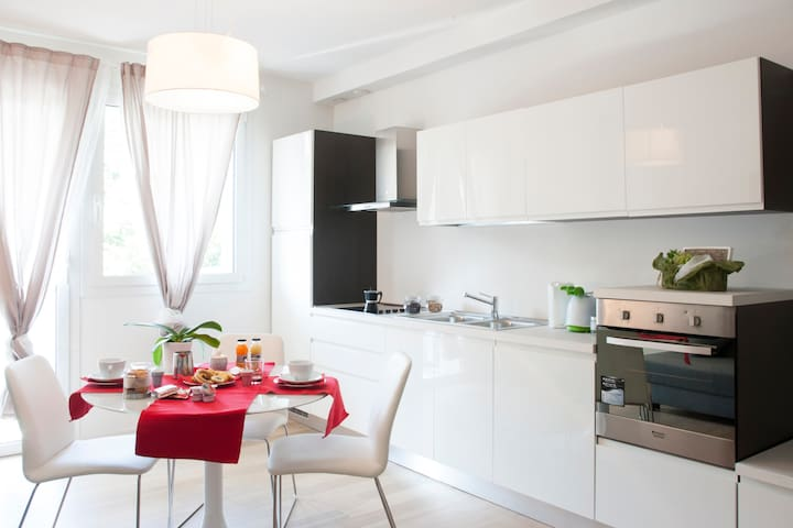 Santa Sofia Apartments - Scrovegni Apartment