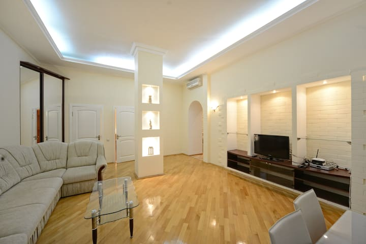 Outstanding Spacious Comfy City Center Flat - Kiev