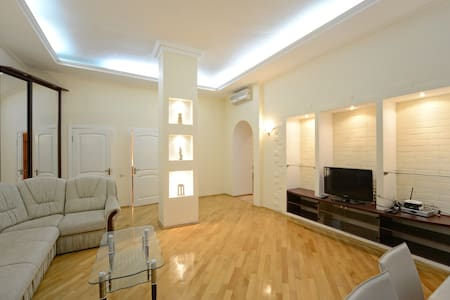 Outstanding Spacious Comfy City Center Flat - Kiew - Wohnung