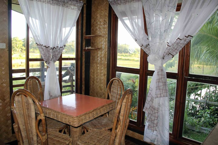 Quaint and cozy vacation cottage in Palawan farm - Puerto Princesa - Dům