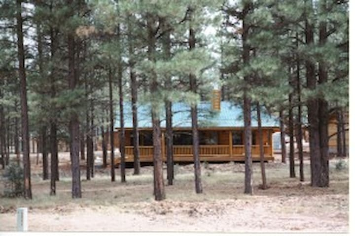 Bar-S is a private cabin in Bison Ranch.