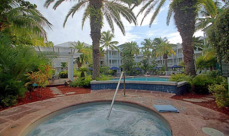 Hyatt Sunset Harbor Condo - Key West - Villa