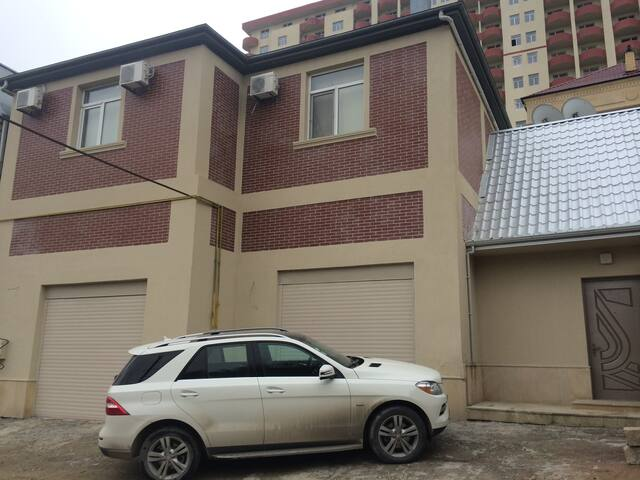 Nice house for rent for big family - Baku - Haus