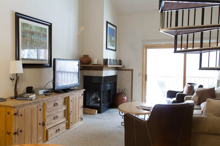 Ski-in/out at Park City! Snowflower - Park City - Appartement