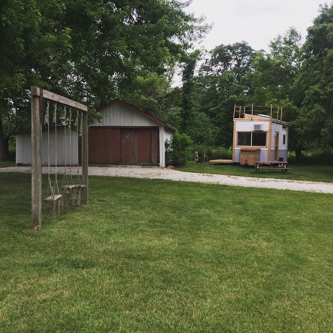 Two Deck Indianapolis Tiny House