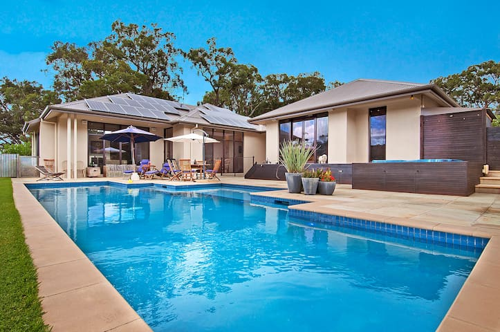 Contemporary luxury on 5.5 acres  - Arthurs Seat