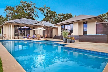 Contemporary luxury on 5.5 acres  - Arthurs Seat - บ้าน