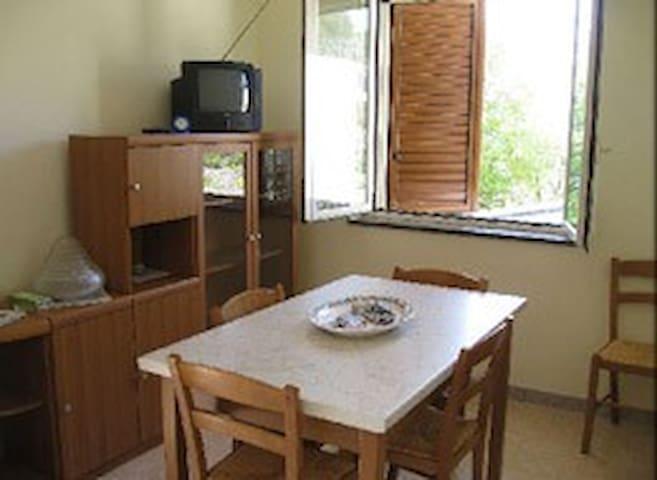 Casa vacanze vista mare nel Cilento - Policastro Bussentino - Apartment