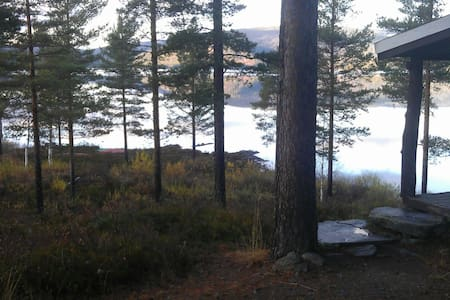 Cute Studio Cabin on Scenic Lake! - Hauggrend