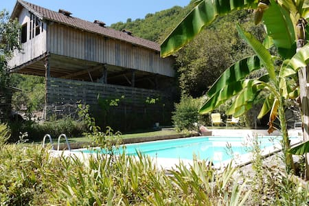 Mas de Lo Vigno - Larroque-Toirac - Dům