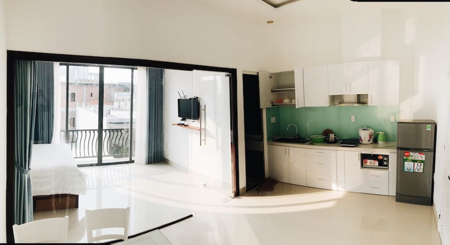 D'amour Apartment 1 bedroom, near Han river 2.1