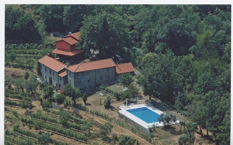 Relax  in the  Lunigiana land - Pontremoli - Casa