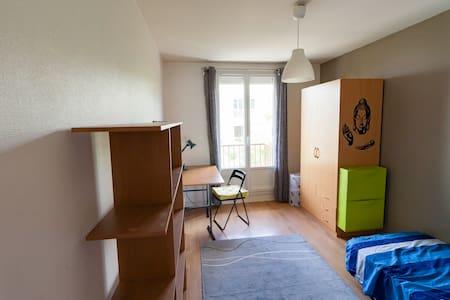 P1 Chambre dans colocation toutes commodités