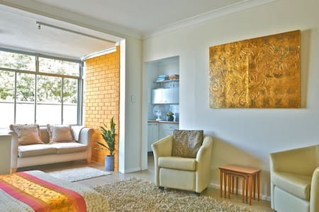 A gorgeous gem: Potts Point studio - Potts Point - Apartment