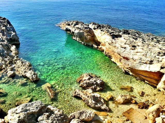 Costa Bianca Marine Protected Area - Plemmirio
