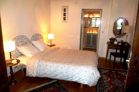 Relax in romantic B&B near Basel  - Ferrette - Penzion (B&B)