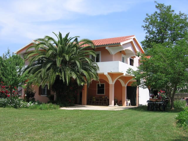 VILLA ZADAR - First floor with yard - Privlaka - Villa