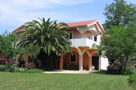 VILLA ZADAR - First floor with yard - Privlaka