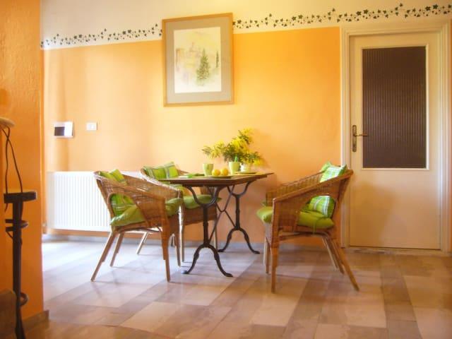 Apartment I Cuccioli, Rogaia - Castel Rigone - Appartement