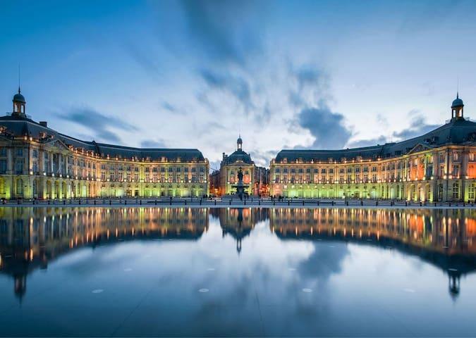 Charmant appartement T2 - Gare Saint-Jean