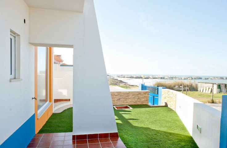 Beautiful villa on Baleal Beach CL - Baleal - Haus
