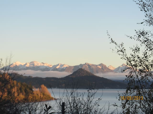 Apt in Bariloche with great view!! - San Carlos de Bariloche - Apartamento