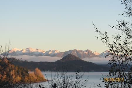 Apt in Bariloche with great view!! - San Carlos de Bariloche
