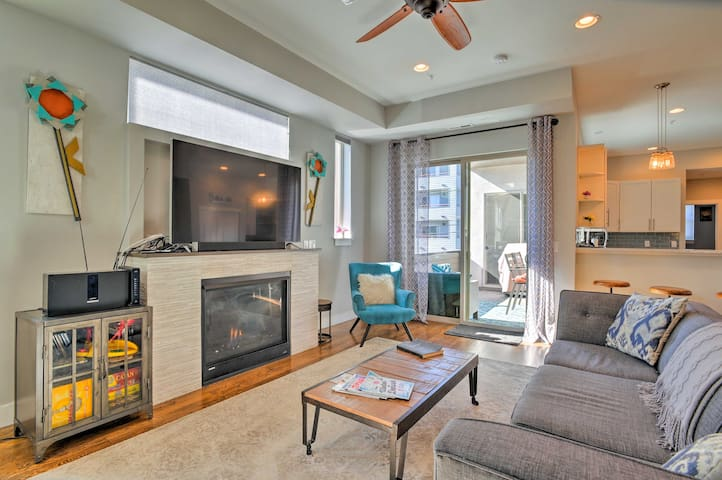 Luxe Condo w/Private Patio - Walk to DT Littleton!