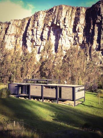 Casa SATORI en las rocas de Suesca - Suesca - Дом