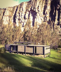 Casa SATORI en las rocas de Suesca - Suesca