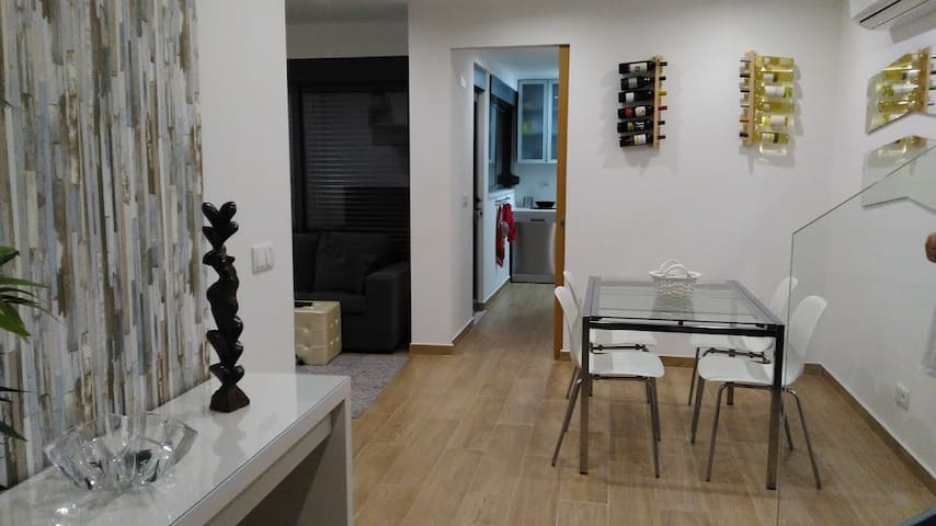 New House in Lisbon with  Tourist Guide