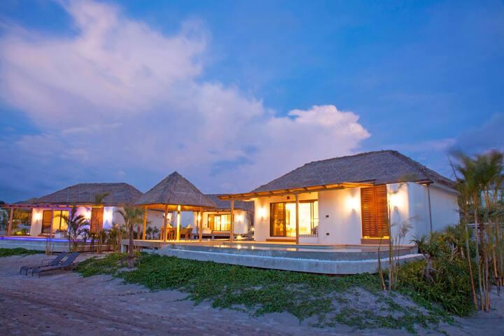 Beachfront Pool Villa on Koh Rong!