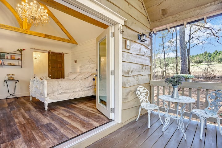 The French Cottage for a perfect romantic getaway