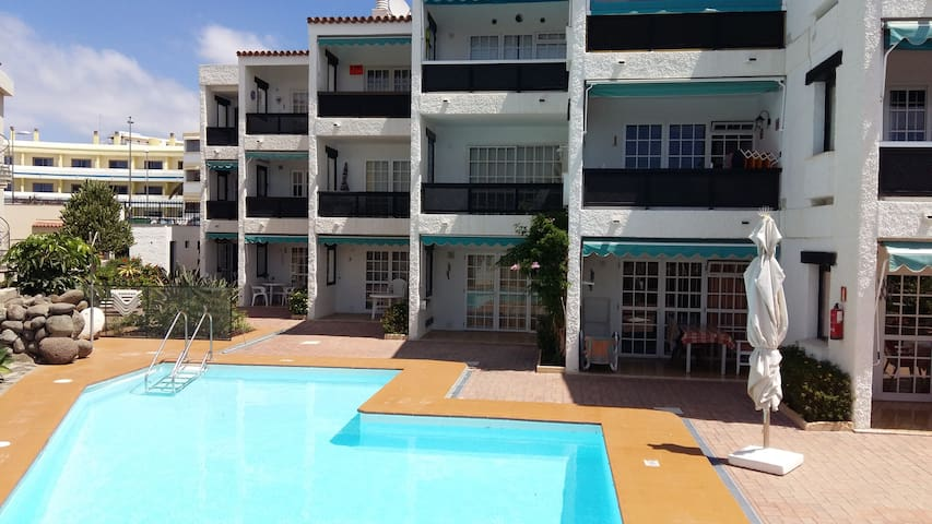 Apartment on the prominade of Playa del Inglés