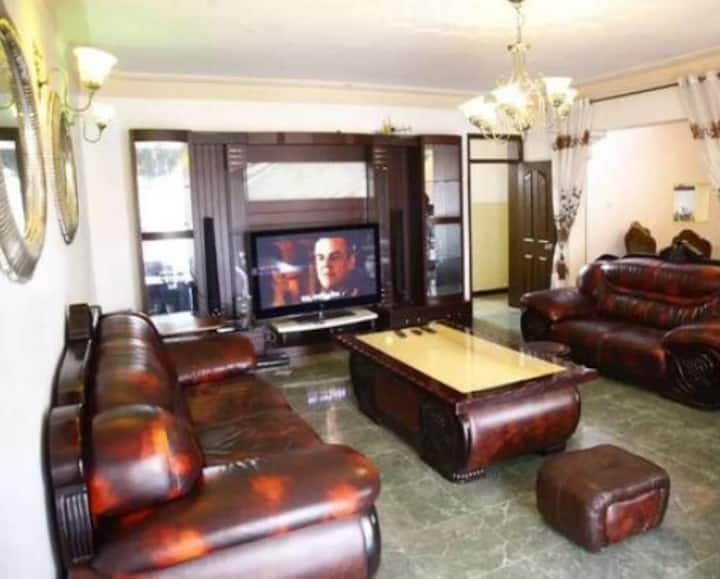 2 Bedroom Luxury Apartment in Buziga