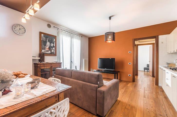 Novalesi Apartment(25 minutes to Venice)