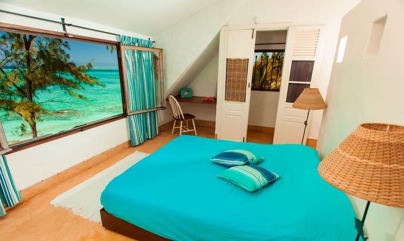 Villa Isabella on palmar beach - Trou d Eau Douce - Villa