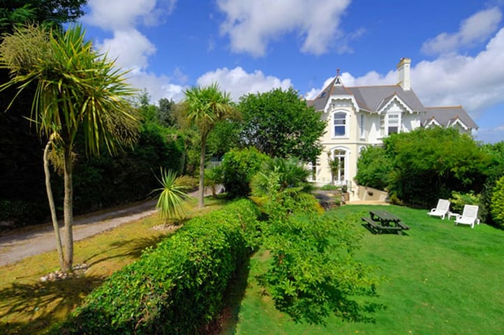 STUDIO APARTMENT IN BEAUTIFUL VICTORIAN HOUSE - Torquay - Lägenhet