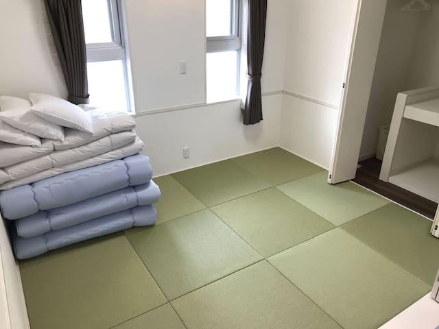【1F 2F】 Japanese-style room