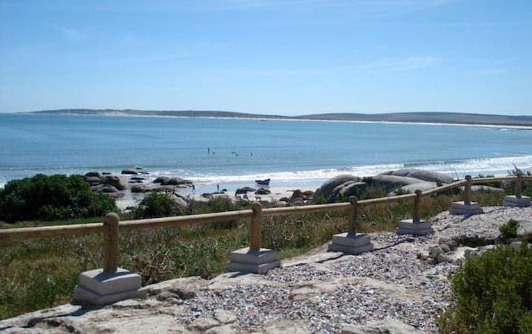 Bo-bakkies cottage 1 - Paternoster