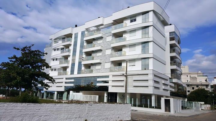 Apartamento de frente para o mar Praia de Palmas
