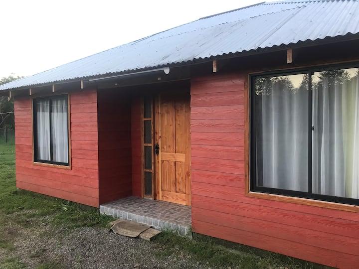 Casa ñancul, villarrica